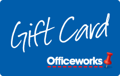 Office Works Gift Card